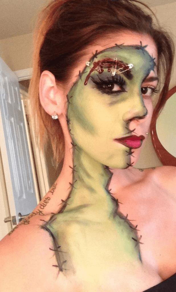 Halloween Makeup 01