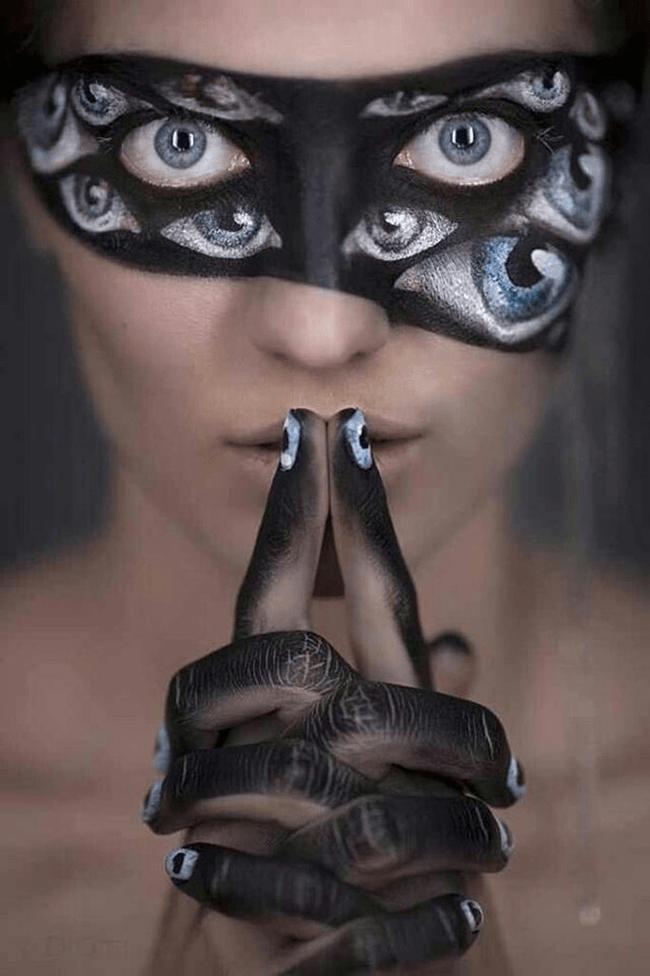 Halloween Makeup 02
