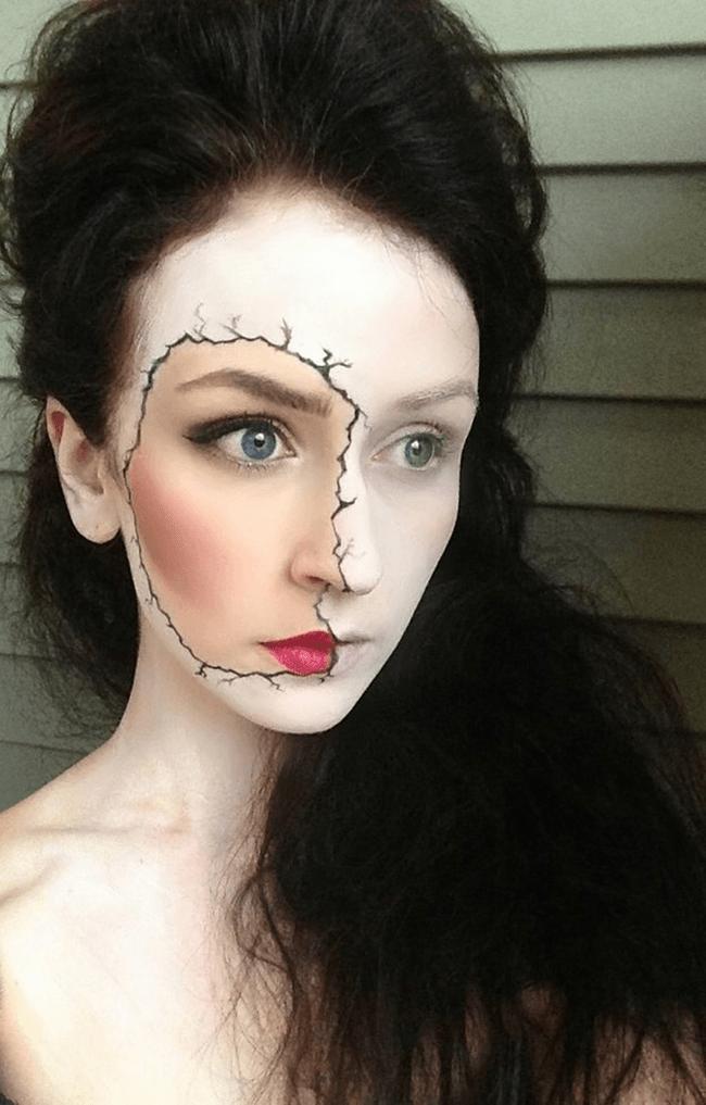 Halloween Makeup 06