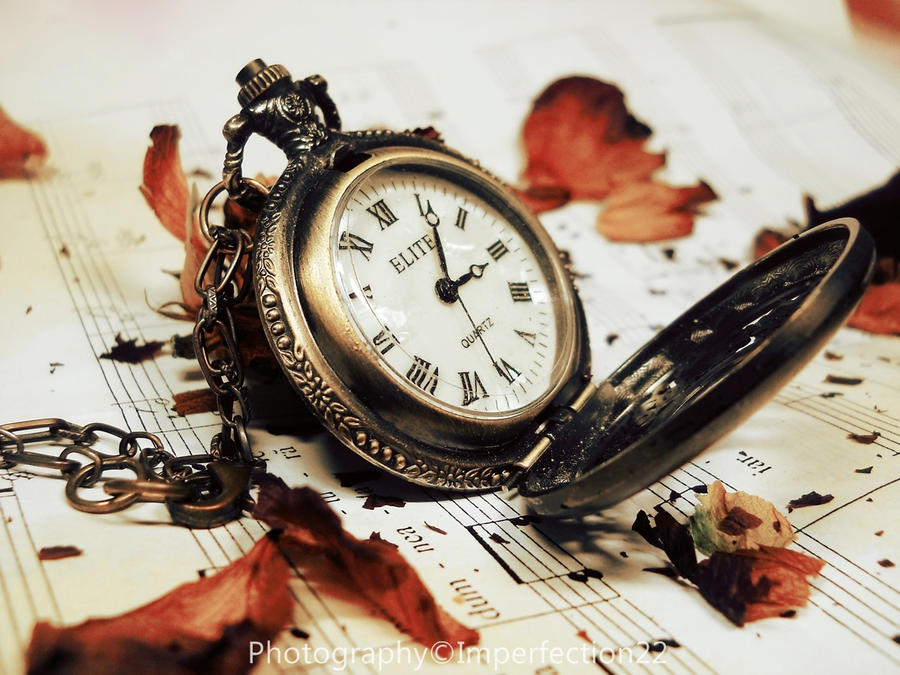 Pocket watch III by Imperfection22