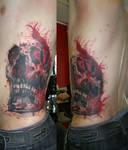 Rib Skull
