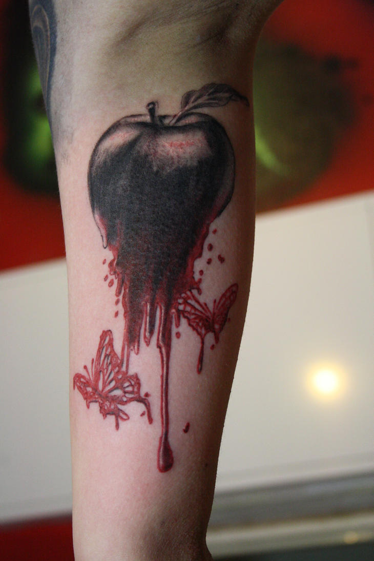 i bleed by SimplyTattoo