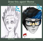 Meme  Before And After Meme Mikio