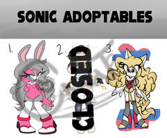 Sonic Adopts Resell .:CLOSED:.