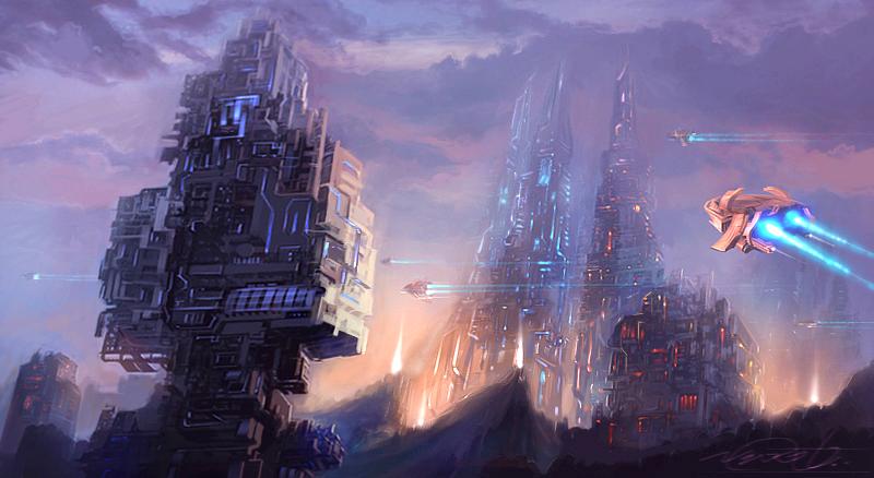 tomorrow's world by venkatvasa