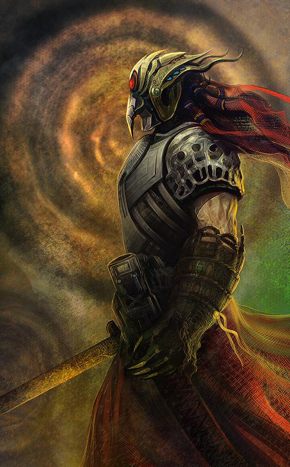 Warrior by venkatvasa Warrior_by_venkatvasa