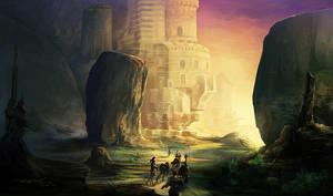 Dark land by venkatvasa