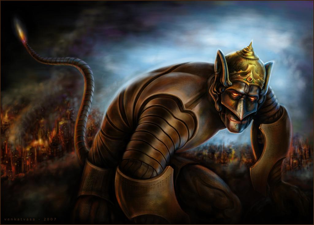 Character Design Hanuman : The new mighty hanuman by venkatvasa on deviantart