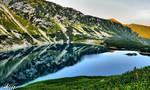 Mountain pond - Tatry