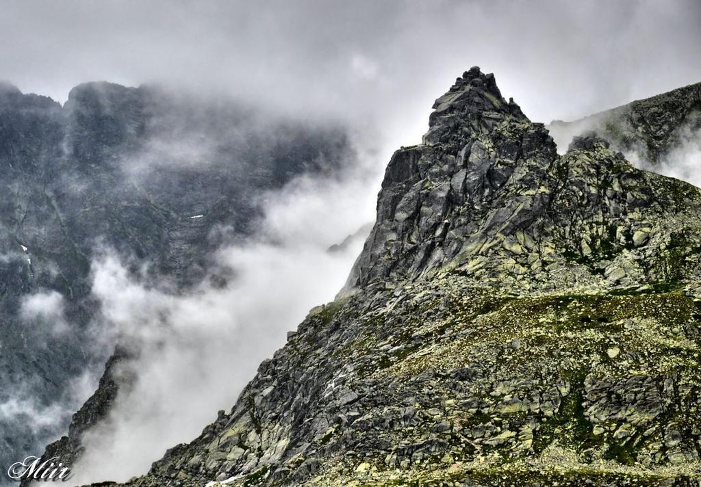 Mountains - Tatry - Mnich 2068 m n.p.m. by miirex