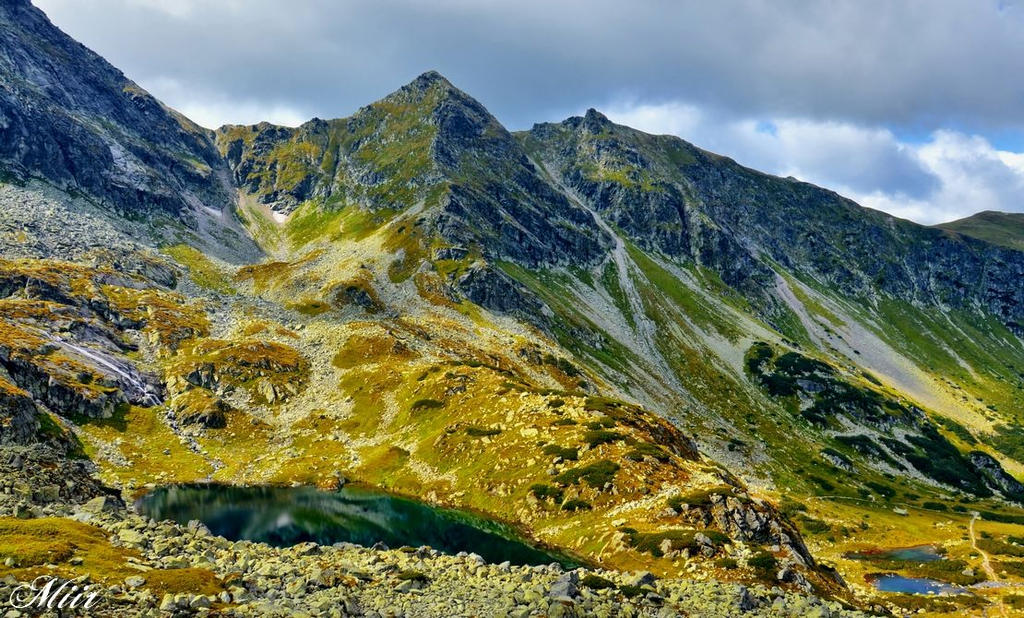 Mountains - Tatry - Staw by miirex