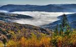 Mountains - Autumn - Beskidy