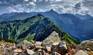 Mountains - Summer - Kopa Kondracka