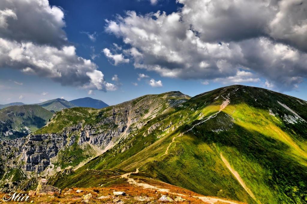 Mountains - Summer - Tatry - Czerwone Wierchy by miirex