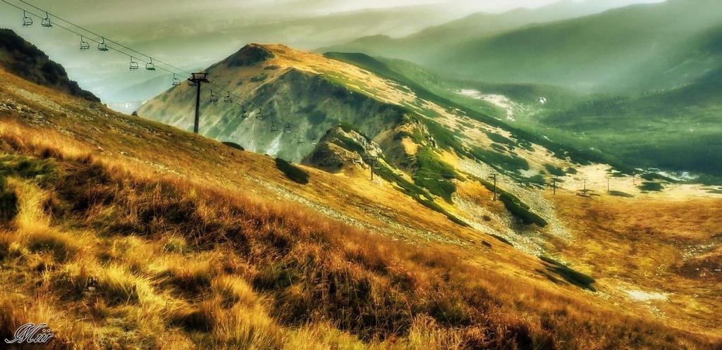 Mountains - Tatry - Uhrocie Kasprowe by miirex