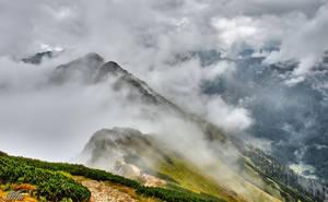 Mountains - Tatry - Suche Czuby Kondrackie by miirex