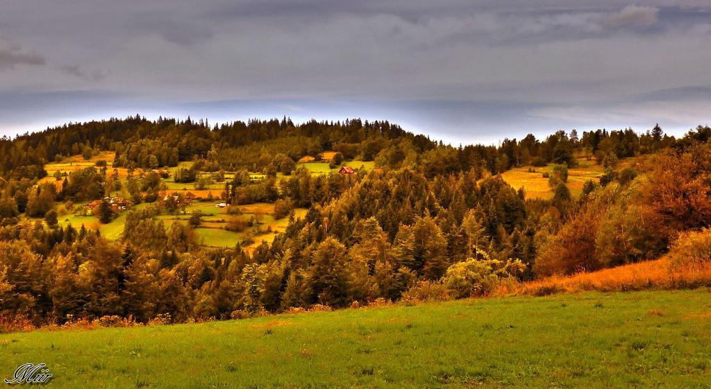Mountains - Beskidy by miirex