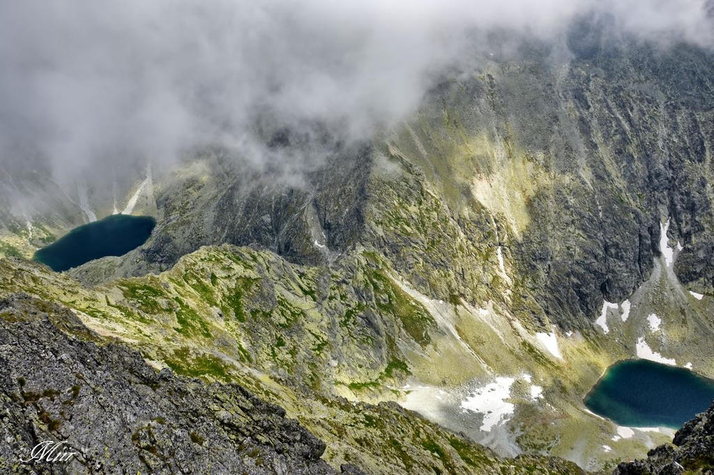 Mountain peak - Krivan 2494 m.n.p.m. by miirex