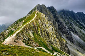 Mountain pass by miirex