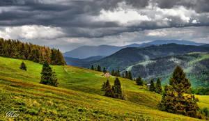 Mountains - Beskidy