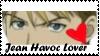 Jean Havoc Lover-Stamp by edelricrules