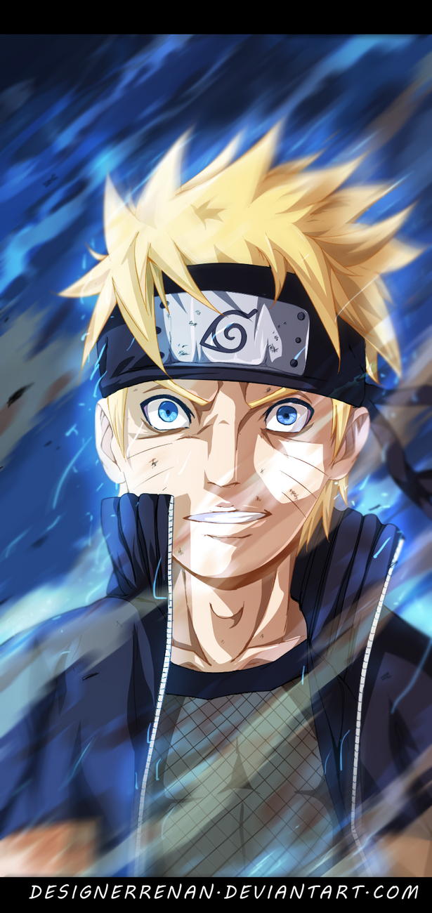 Naruto 693 - The Battle Final by DesignerRenan