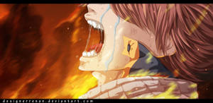 Fairy tail 415 - Crying