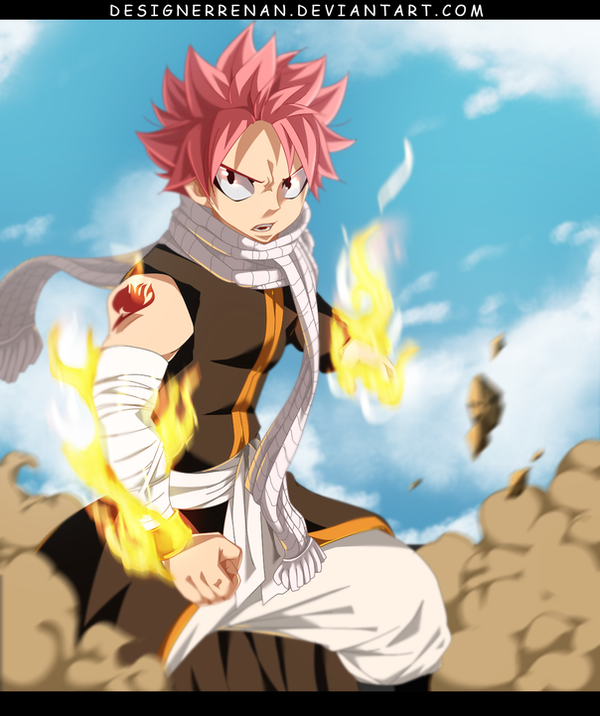 Fairy tail 432 - Fairy tail mages by DesignerRenan