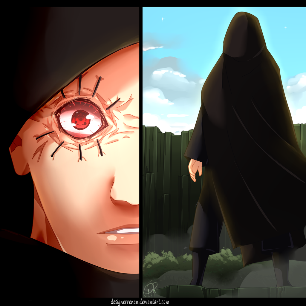 Naruto Gaiden: Who Are You? By DesignerRenan On