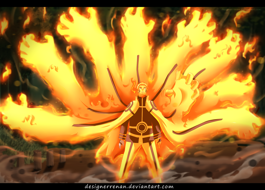 Naruto Gaiden 700 04 - Its About Damn time by DesignerRenan
