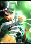 Rock Lee Lotus Primary And Video