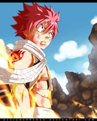 Fairy Tail 465 - 400 Years Ago by DesignerRenan