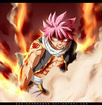 Fairy Tail 534 - Natsu Burn Speed Video by DesignerRenan