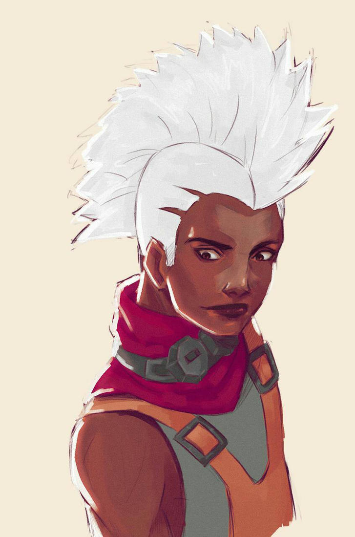 Ekko by DesignerRenan