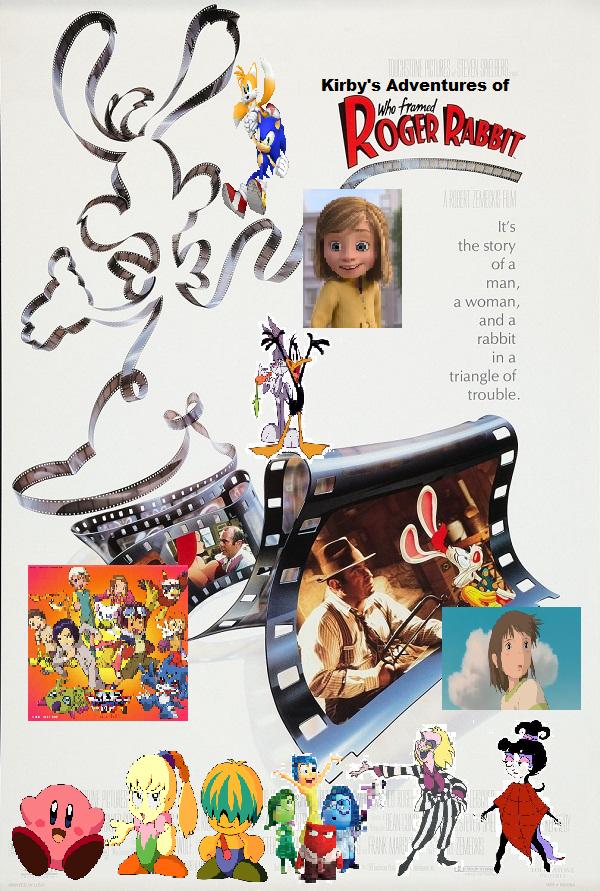 Kirby\'s Adventures of Who Framed Roger Rabbit by KirbyStarWickett on ...