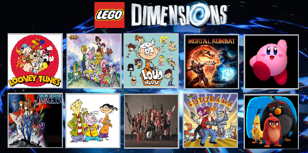 My top 10 lego dimensions wishlist meme by for Top house tunes