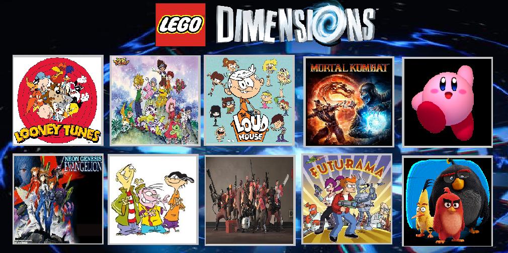 My Top 10 Lego Dimensions Wishlist Meme by KirbyStarWickett on ...