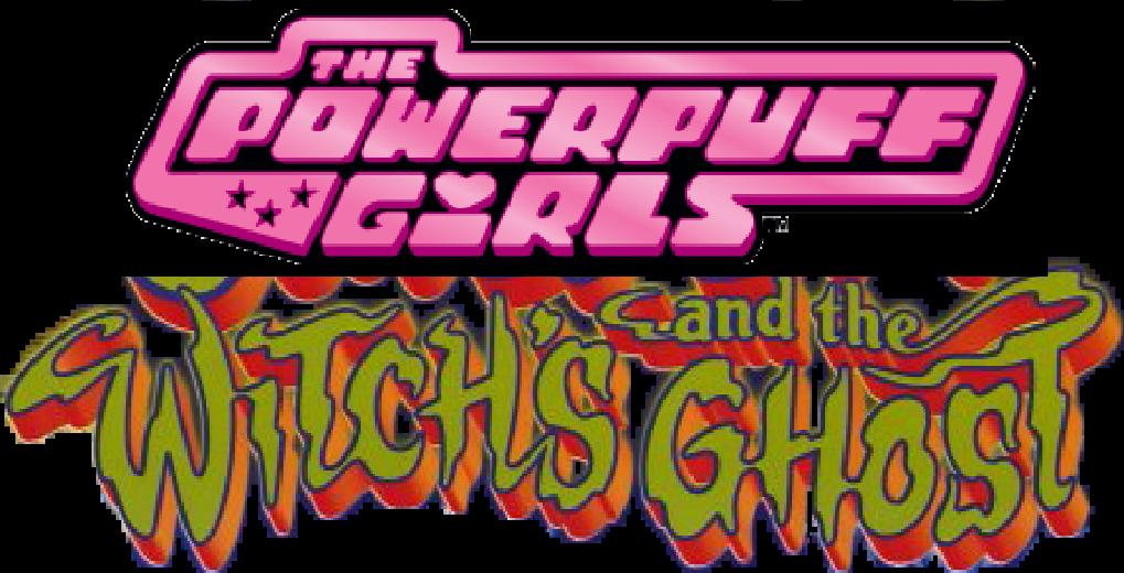 the powerpuff girls and the witch's ghost logokirbystarwickett
