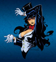 Zatanna by krissthebliss