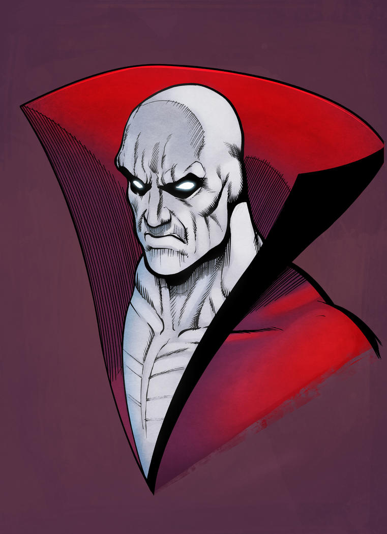 Deadman portrait by krissthebliss