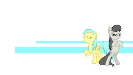 Octavia and Raindrops - Simplistic Swag