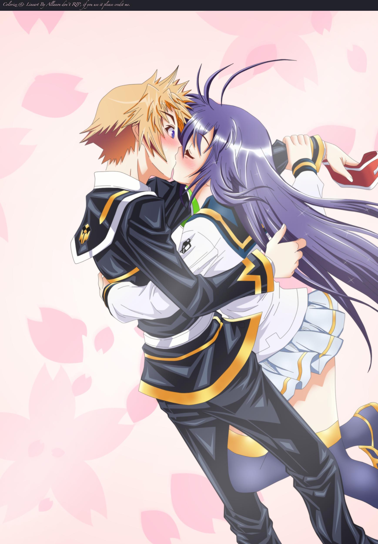 medaka box and zenkichi relationship quiz