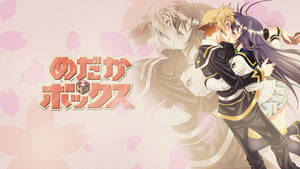 Medaka And Zenkichi in Love Wallpaper