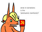 applejack discovers communism