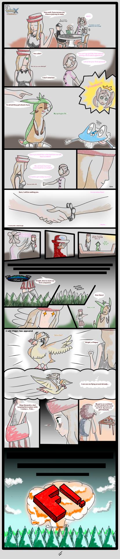 V's X Nuzlocke -  4 Forgotten by V-Oblivion