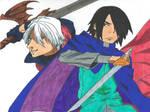 Dante Vs Sasuke Uchiha