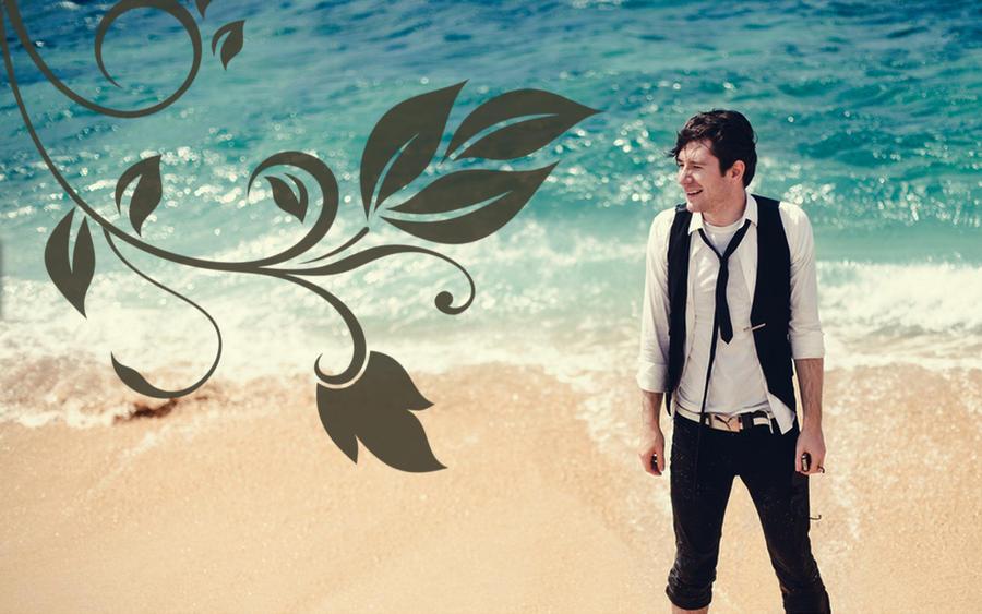 Adam Young - Beach by plasticplann on DeviantArt