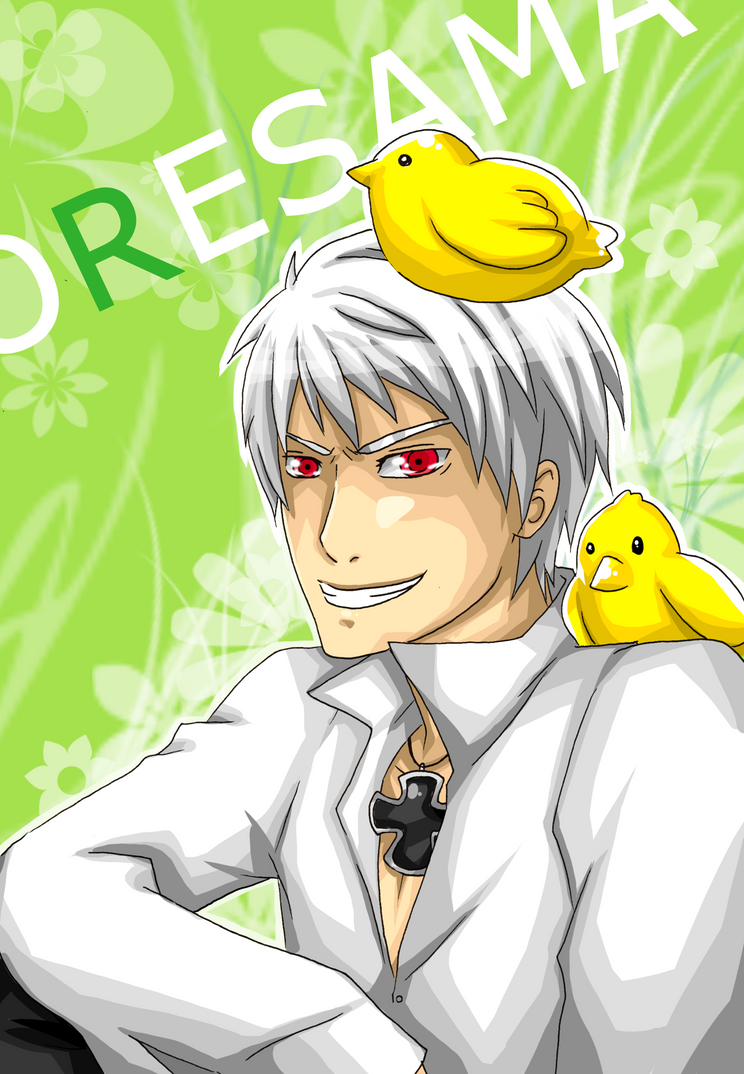 April Fool Prussia by BlackMayo