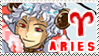 Aries stamp by BlackMayo