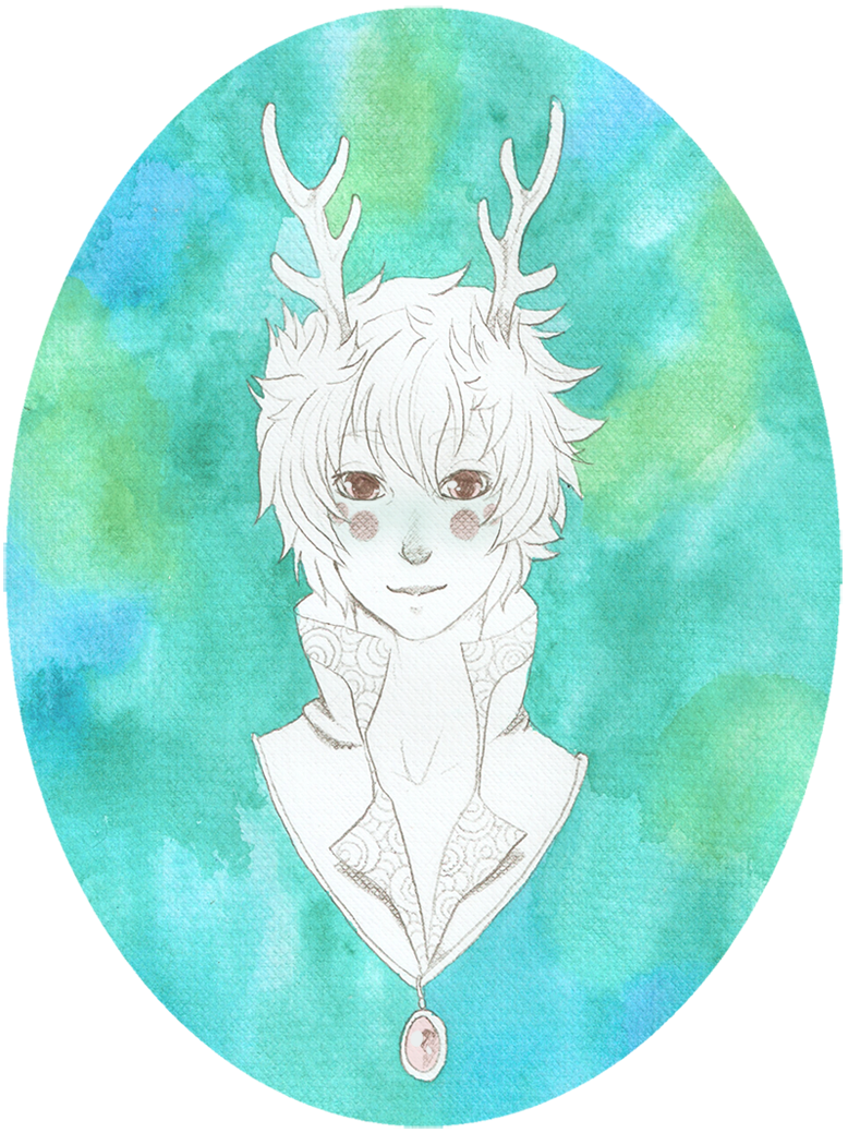 that one deer dude by MMtheMayo